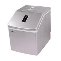 惠康 HZB-20F 商家两用 25KG方冰制冰机 银色产品图片主图