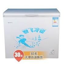 新飞 BC/BD-218HD 218升 顶开门冷藏冷冻转换 家用冷柜(乳白色)产品图片主图