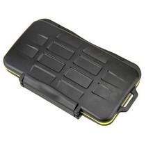 JJC MC-SD12 防水防尘防震 存储卡盒 闪存卡收纳盒 (可放12张SD卡)产品图片主图