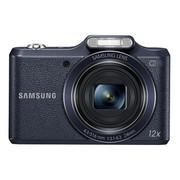 三星 WB51F 数码相机( 黑色) 1620万像素 12倍光学变焦,12倍光学变焦,24mm 超广角
