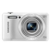 三星 WB35F 数码相机( 白色) 1600万像素 12倍光学变焦,24mm 超广角