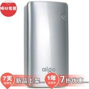 动力舱(aipowo) aigo 爱国者公司出品 FB7000 7000毫安 移动电源 聚合物 通用版 充电宝 时尚银色 官方标配+4个充电转接头