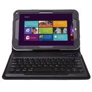SEENDA 东芝WT8-AT01G保护套蓝牙键盘TOSHIBA WT8-AT02G皮套 黑色