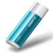 台电 骑士 U盘 128G USB3.0 蓝白色