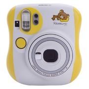 富士 趣奇(checky)instax mini25相机 轻松小熊特别版(鹅黄色)