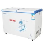 美菱 BC/BD-206AZL 206升 单温蝶形门 平底变温冷柜