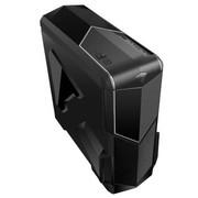 先马 影子战士 (黑色标准版)精品游戏机箱 (双U3/双调速器/双开关/二合一读卡器/侧透)