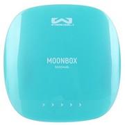 玩加 MoonBox Power(宝盒) 移动电源 6000毫安 蓝绿色