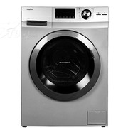 海尔 (Haier)XQG80-B12266 GM 8公斤全自动滚筒洗衣机(银灰色)