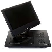 谷天 GT939 11.4英寸  便携式DVD播放器  CD转存刻录、支持网络NES游戏功能、支持MP3 (黑色)