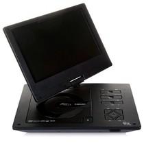 谷天 GT939 11.4英寸  便携式DVD播放器  CD转存刻录、支持网络NES游戏功能、支持MP3 (黑色)产品图片主图