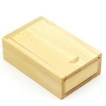 权尚 环保木质 32g创意个性U盘 礼品定制优盘产品图片主图
