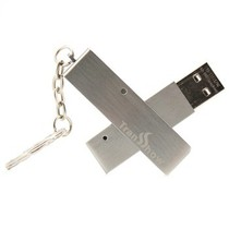 权尚 buxiugang01 金属不锈钢商务u盘16g 银色产品图片主图