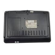 金正 移动电视DVD PD-1210 12英寸高清便携式播放器游戏3D模式evd影碟机