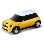 奥速达 Mini Cooper S-16G  宝马迷你16G创意汽车模型u盘 黄色