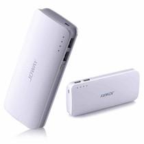 乔威 Joway乔威移动电源 手机通用充电宝器10000毫安移动便携备用电池 白色官方标配产品图片主图