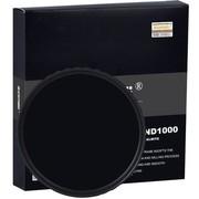 卓美 ND1000 77mm 高清圆形减光镜 超薄中灰镜 风光摄影必备ND镜