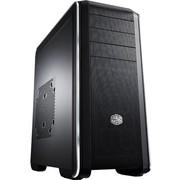 酷冷至尊 武尊神III 侧透版 中塔机箱(ATX/USB3.0/背走线/电源下置/支持SSD)黑色