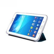 优胜仕 星空三星Galaxy tab3 lite7.0 T110保护套 T111皮套保护壳 浅蓝色