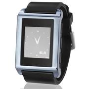 酷派 CW001 智能手表 极光蓝 支持来电提醒 短信、日程查看功能