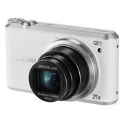 三星 WB2014F 数码相机 白色(1630万像素 3英寸触摸屏 21倍光学变焦 23mm广角 内置8G卡)