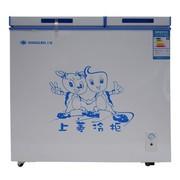 上菱 BCD-193 193升双箱双温卧式冷柜