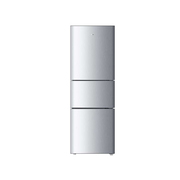 海尔 BCD-205STPH 205升三门冰箱(银色)