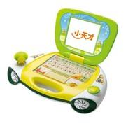 小天才 早教机 X1S 黄/绿 儿童故事机 婴幼儿 玩具 宝贝电脑 视频学习 点读开发宝贝想象力 敏感期辅助工具