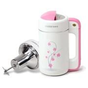美斯特 DJ08B-W15QG迷你小容量豆浆机全自动0.6L 粉红色