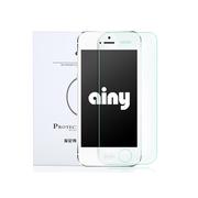 AINY爱尼 iphone5/5S氧眼钢化膜