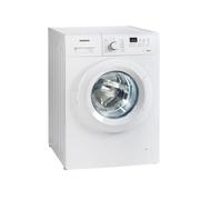 西门子 WM10X1C00W 6公斤全自动滚筒洗衣机(白色)
