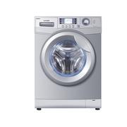 海尔 XQG60-BS1086AM 6公斤全自动滚筒洗衣机(银灰色)