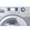 海尔 XQG60-BS1086AM 6公斤全自动滚筒洗衣机(银灰色)产品图片2