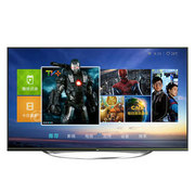 TCL L55A71S-UD 55英寸3D网络智能4K电视(绿色)