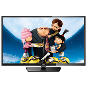 海尔 42DU6000 42英寸智能LED电视(黑色)