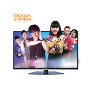 乐华 55K100 55英寸智能LED液晶电视(黑色)
