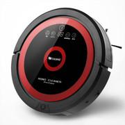 浦桑尼克 Pro-COCO 智能扫地机器人吸尘器 自动家用拖地擦地机 幻影黑 浮动滚刷