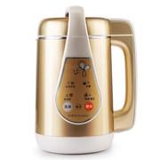 荣事达 RD-700K 1.3L金色全钢智能高科技侧控技术豆浆机果蔬机料理机
