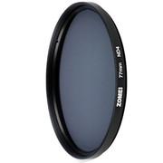 卓美 ND镜 中灰密度镜 减光滤镜 减少曝光 降低快门滤镜 ND8 58mm