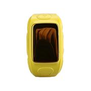 阿巴町 KT01 定位手表 智能腕表 安全手环 黄色