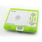 小霸王 E500数码复读机 正品全国插卡CD互转录随身播放器 草绿色