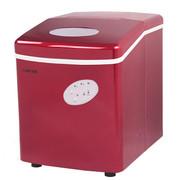 惠康 HZB-15A  商家两用18KG圆冰制冰机 红色