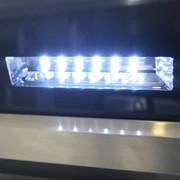荣事达 CXW-218-C057侧吸式钢化玻璃面板吸油烟机