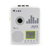 小霸王 E705磁带复读机 正品英语学习U盘插卡mp3磁带机录音播放器 草绿色