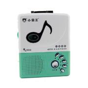 小霸王 复读机 随身听磁带机英语学习磁带录音机 数码原声复读机 倚天E303 淡绿色