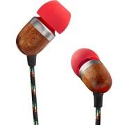马利 EM-JE040-FI Smile Jamaica 系列入耳式手机耳机 桃红