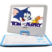 先科 GT-1509 12   高清屏便携学习移动DVD 便携液晶电视 电子书 淡蓝色