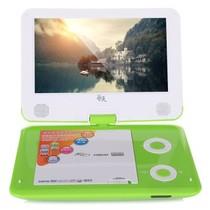 谷天 GT932 11英寸 便携式移动DVD  支持网络主流视频RMVB文件、时尚开机动画 (绿色)产品图片主图
