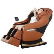 艾力斯特 SL-A60家用豪华3D智能按摩椅 多功能沙发 零重力太空舱全身按摩  橘色