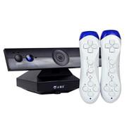 小霸王 电视互动体感游戏机SB-A21 手势识别感应健身运动机无线双手柄8G